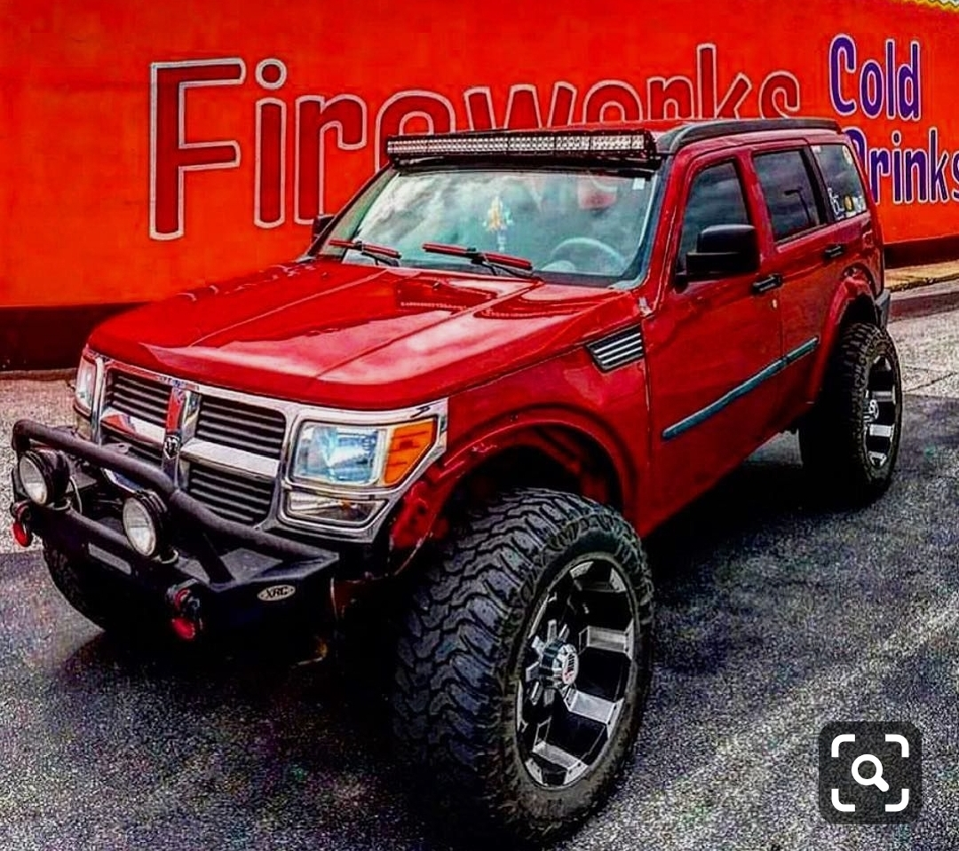 07 Nitro R T 4x4 Build Dodge Nitro Forum