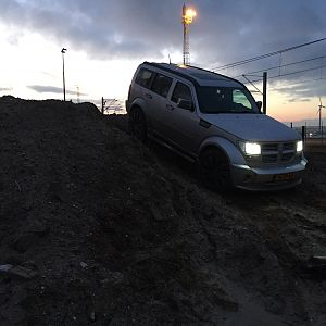 Some off-roading