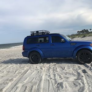 looking good on the beach