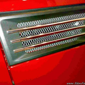 Real side Vents!