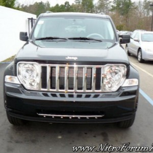 08 Jeep Liberty Limited