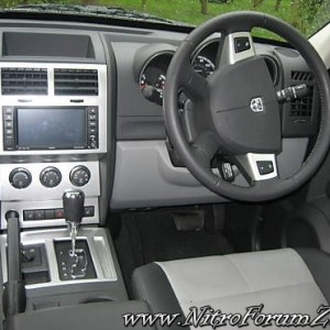 UK 2.8 CRD SXT Leather & MyGig Interior