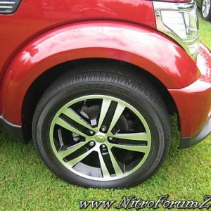 UK 2.8 CRD SXT Diamond Cut Alloys
