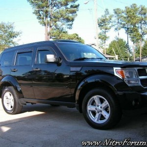 March Dodge Nitro Of The Month!
