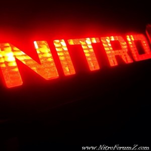 Nitro Third Brake Light