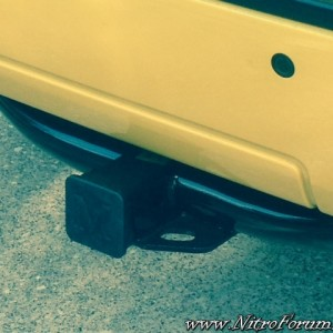After Market Trailer Hitch