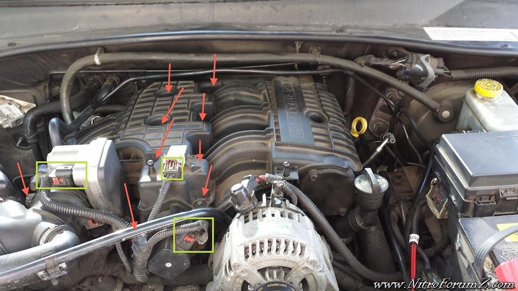 Cylinder #3 misfire P0303 error | Dodge Nitro Forum