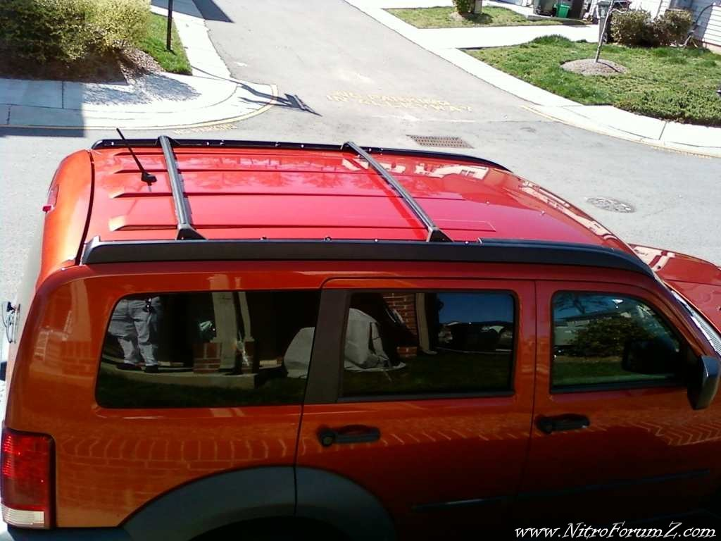 how to build a roof rack for car