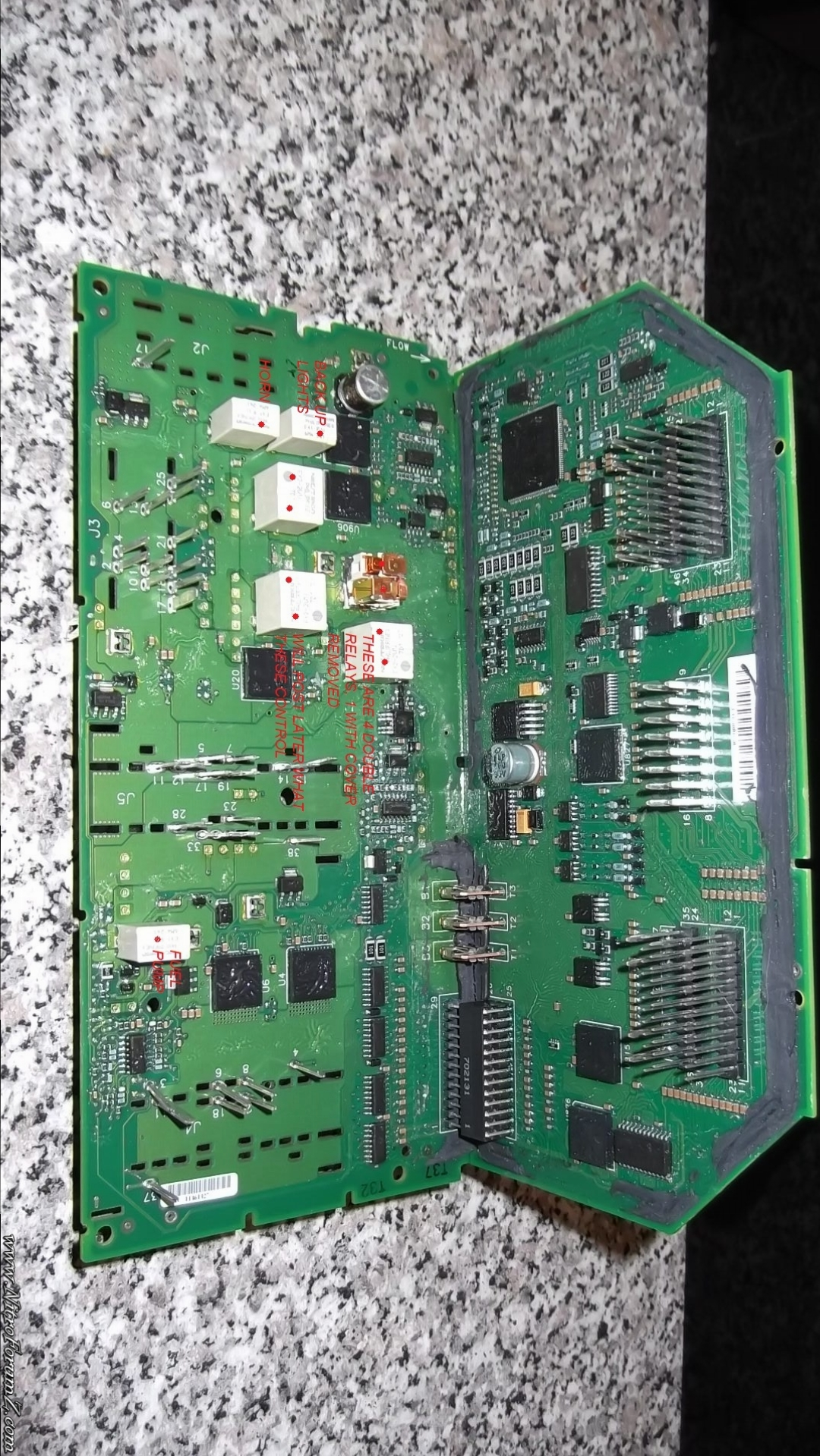 TIPM repair Export | Page 2 | Dodge Nitro Forum